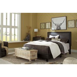Mesling King Upholstered Bed