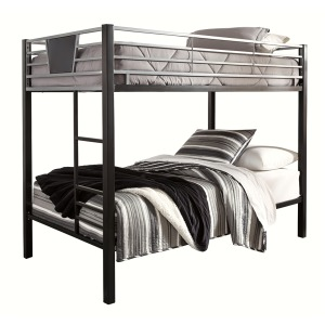 DINSMORE TWIN / TWIN BUNK BED