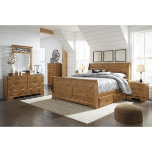 Bittersweet 4 PC Queen Bedroom Set
