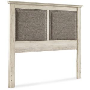 Cambeck Queen Upholstered Panel Headboard