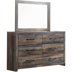 Drystan Dresser and Mirror