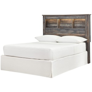 Drystan Full Bookcase Headboard