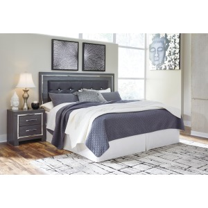 Lodanna King/California King Upholstered Panel Headboard