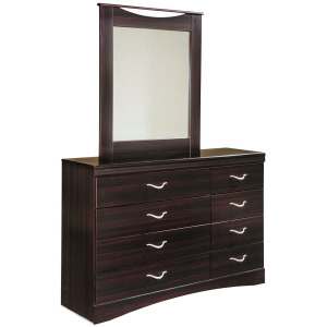 Zanbury Dresser and Mirror