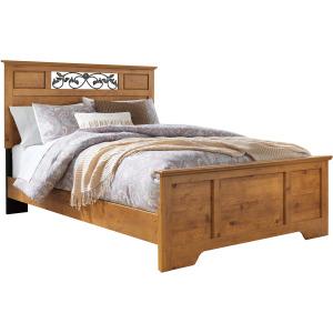 Bittersweet Queen Panel Bed