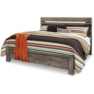Cazenfeld King Panel Bed