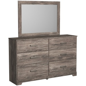 Ralinksi Dresser and Mirror