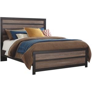 Harlinton Queen Panel Bed
