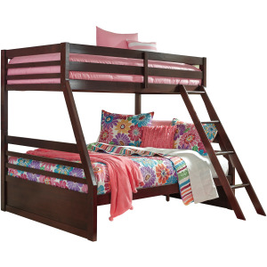 HALANTON TWIN / FULL BUNK BED