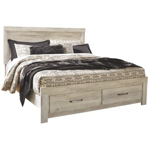 Bellaby King Platform Bed with Storage