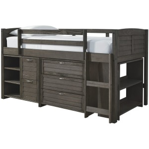 CAITBROOK TWIN LOFT BED