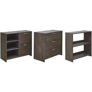 CAITBROOK LOFT BED STORAGE UNITS