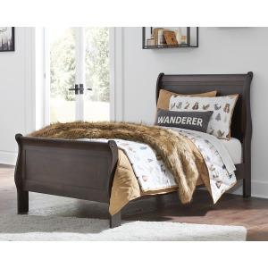 Leewarden Twin Sleigh Bed