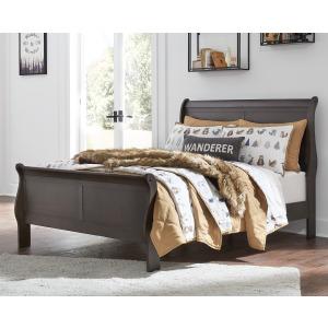 Leewarden Full Sleigh Bed