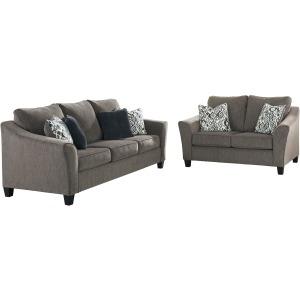Nemoli 2PC Living Room Set