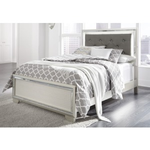 Lonnix Full Upholstered Panel Headboard