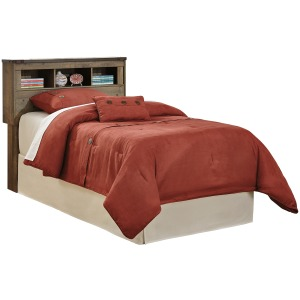 Trinell Twin Bookcase Headboard