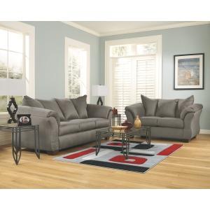 Darcy Sofa & Loveseat Set