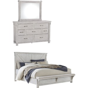 Brashland 3PC Queen Bedroom Set