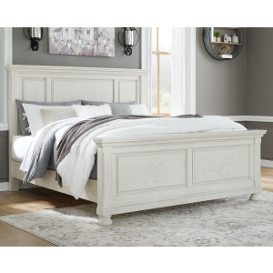 Robbinsdale California King Panel Bed
