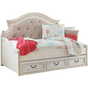 Realyn Twin Day Bed with Storage