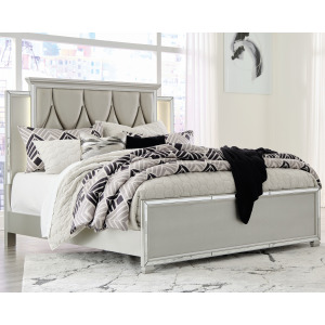 Lindenfield Queen Panel Bed