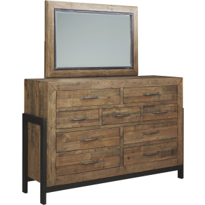Sommerford Dresser and Mirror