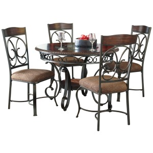 Glambrey 5 PC Dining Set