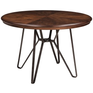 CINTIAR ROUND DINNING TABLE
