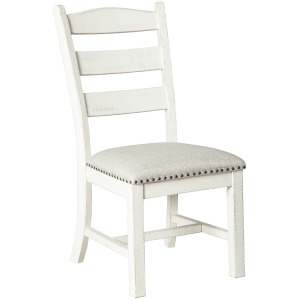 VALEBECK UPH SIDE CHAIR
