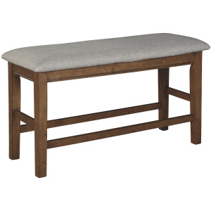 Glennox Counter Height Dining Room Bench