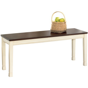 Whitesburg Dining Room Bench