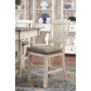 Bolanburg Dining Room Counter Height Bar Stool (Set of 3)