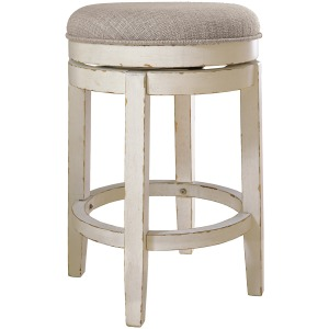 REALYN SWIVEL BARSTOOL