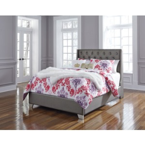 Coralayne Full Upholstered Panel Headboard