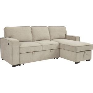 DARTON CREAM POP UP SOFA BED