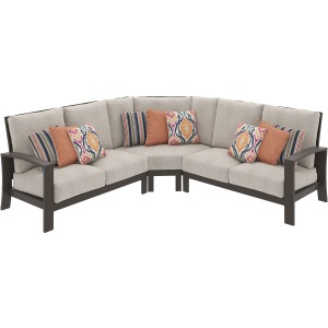 Cordova Reef 3 PC Sectional