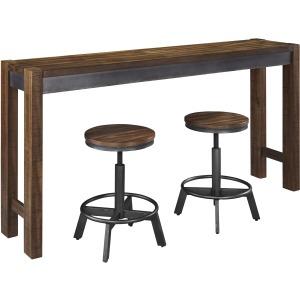 Torjin 3PC Counter Height Dining Set