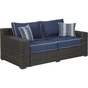 Grasson Lane Loveseat w/Cushion