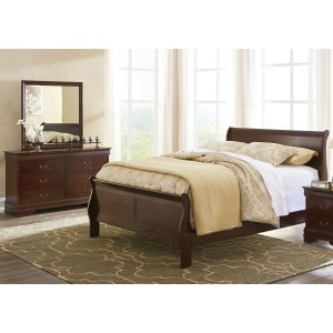 Alisdair 3 PC Queen Sleigh Bedroom Set