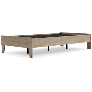Oliah Twin Platform Bed