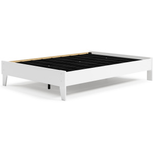 Flannia Full Platform Bed