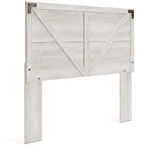 Shawburn Queen/Full Panel Headboard
