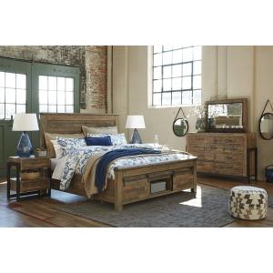 B775 6Pc KG STRG Bedroom Set