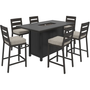 Perrymount 7 PC Bar Set