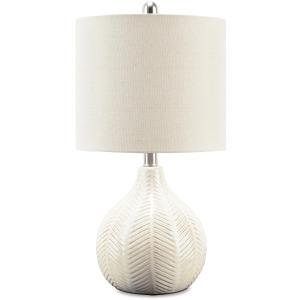RAINERMEN CERAMIC TABLE LAMP