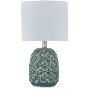 MOORBANK CERAMIC TABLE LAMP