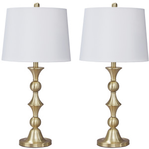Genevieve Table Lamp (Set of 2)