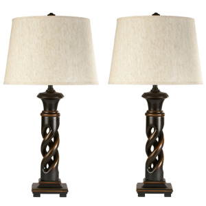 Fallon Table Lamp (Set of 2)