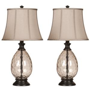 Olivia Table Lamp (Set of 2)